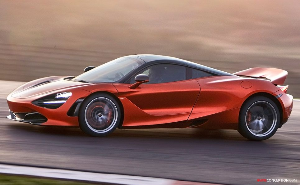 McLaren 720S Wins 'Red Dot: Best of the Best' Design Award - AutoConception.com