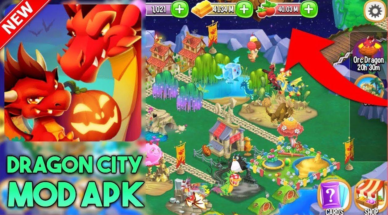 Dragon City Mod APK Download 9.3.1 Dragon city, Dragon