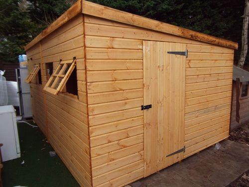 High Quality Gallery | Wooden Garden Shed Manufacturers | Wooden Storage Sheds U2014 Aston  Garden Shed Sales,Birmingham,West Midlands,UK.