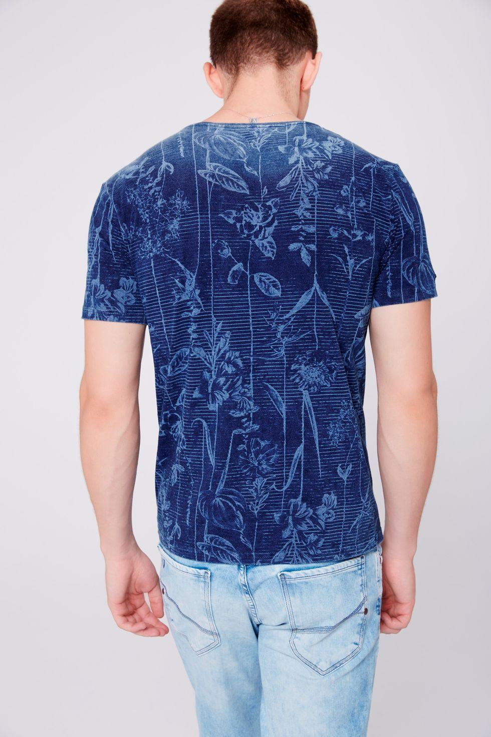 ac74527084 Camiseta Estampada Masculina - Damyller-smartphone