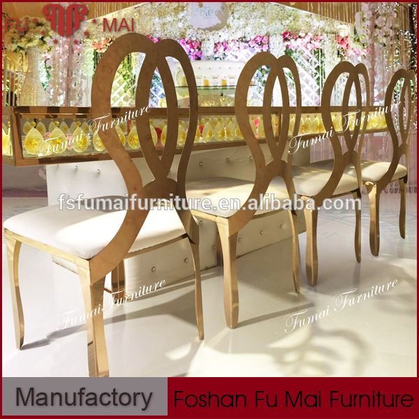 2020 Hot Decoration For Wedding Dining Gold Legs Stainless Banquet Chair View Stainless Banquet Chair Fumai Product Details From Foshan Hardware Furniture Co Chair Chairs For Sale Wedding Chair Decorations