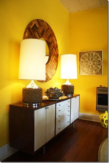 Decorative Mirror Made With Wood Shims | Decorative mirrors, Woods ...