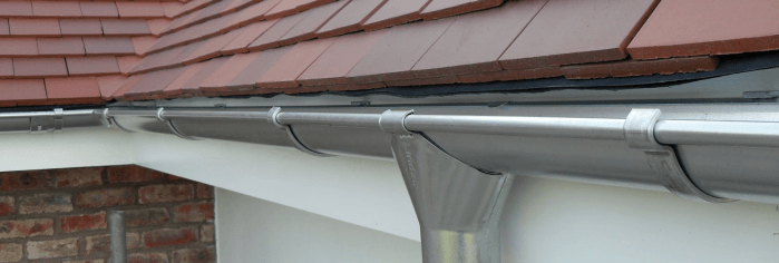 Your Rain Gutters Cost Depend On The Size Of Gutters You Get The Exact Cost Of Installing Gutters By Contact S Diy Gutters How To Install Gutters Gutters