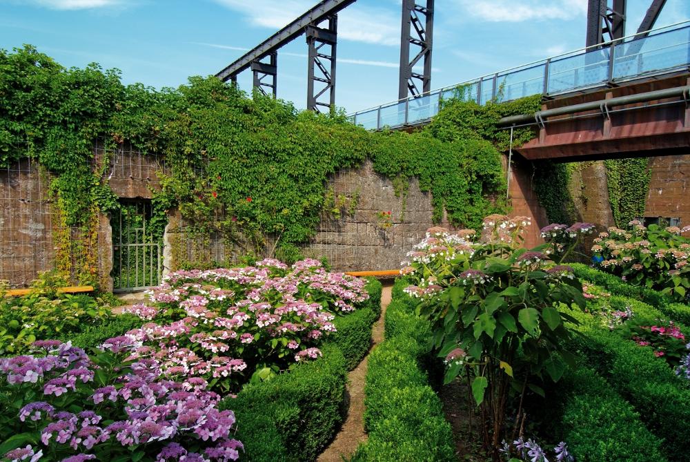 Duisburg Nord Industrial Landscape Park Landscape Recreational Parks Sustainable Travel