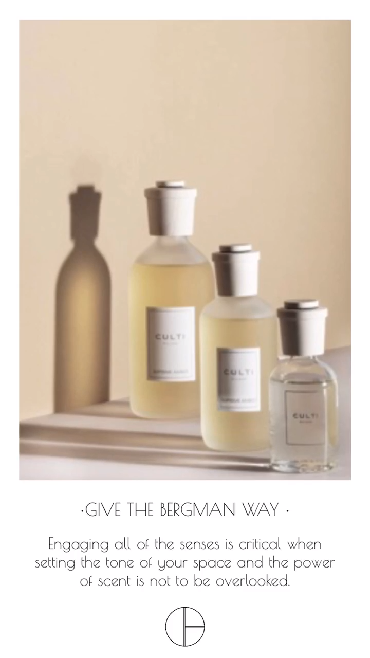 Give the Bergman way - Throughout this holiday season, we are sharing products, which we believe would make a beautiful addition to any homes. Whether you buy it for yourself or you give it a present to somebody, these items (or scents in this case) will stand out! #christmasdecoration #decorationideas #forthehomedecor #homedecortips #besthomedecor #holidaydecorations