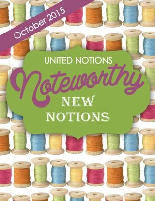 October 2015 noteworthy
