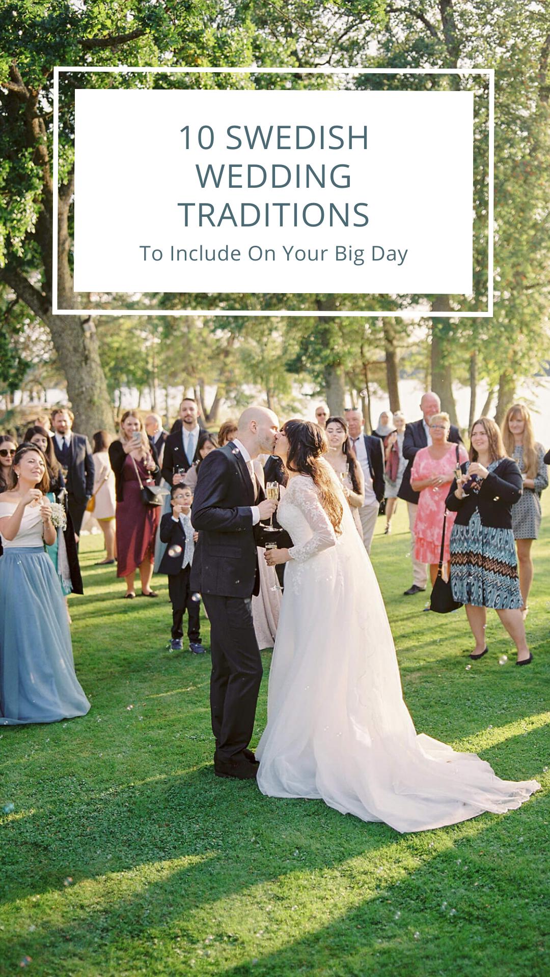 Swedish Wedding Traditions For Your Big Day 2 Brides Photography In 2020 Swedish Wedding Bride Photography Wedding