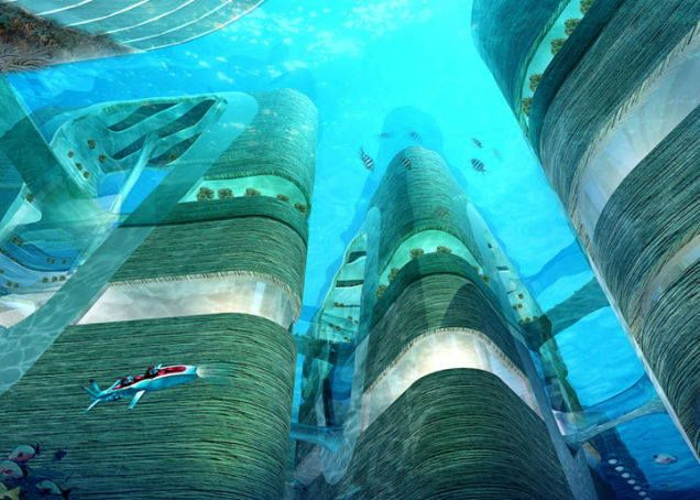 Chinese Company Wants To Build Underwater City. The China Communications construction company has recently commissioned AT Design Office to plan a four square mile underwater city. If you prefer to listen to the story… I am the first viewer :) https://www.youtube.com/watch?v=z-jvf8Mf6Bs