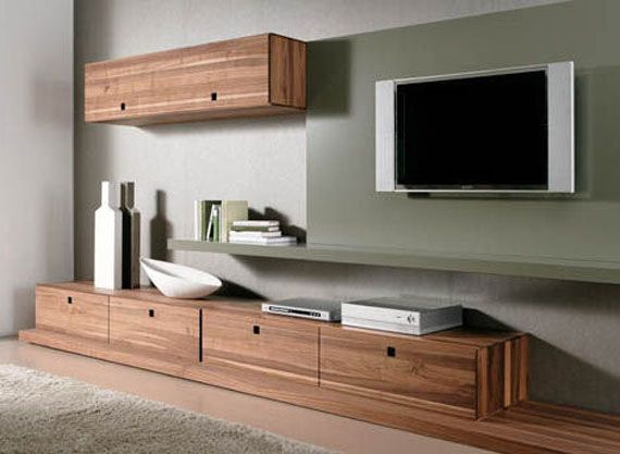 Fantastic Units That Have A Natural Elegance, The Amineo Contemporary Wall  Unit By Gruber Schlager Creates A Relaxed And Inviting Atmosphere.
