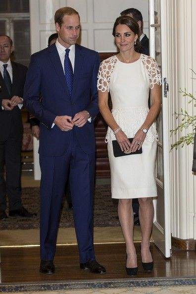 Prince William Photos - Prince William and Kate Middleton in Canberra — Part 2 - Zimbio