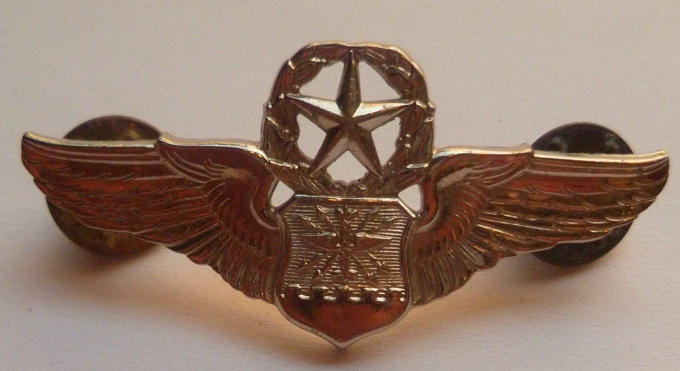 United States Air force Master Officer