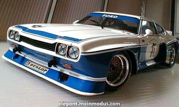 Zauberhafte Capri Köln-Cosworth Rennfahrer 1974 #sweetcars