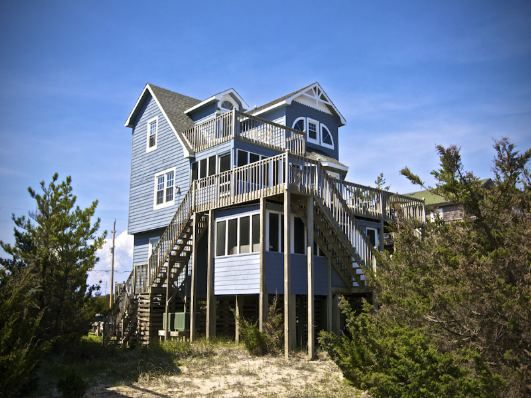 OBX Vacation Rentals on Hatteras Island, NC | Outer banks vacation ...
