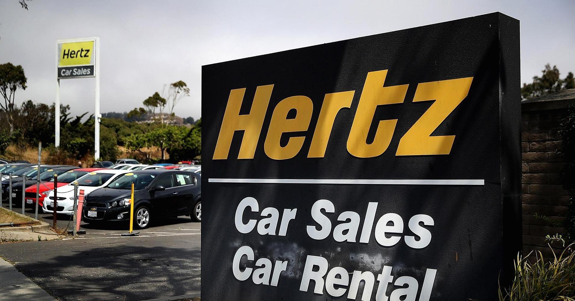 Hertz earnings beats estimates, but warns of larger paying