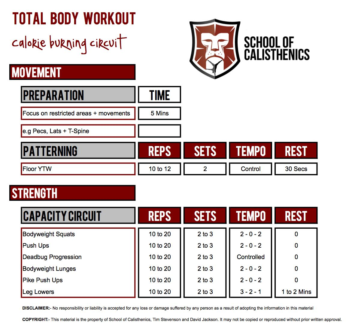 How To Burn More Calories With Calisthenics