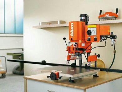 Blum Mini Press Hinge Boring Machine Machine Design Machine Boring