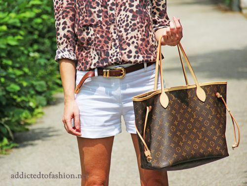 Louis Vuitton Shopper Neverfull