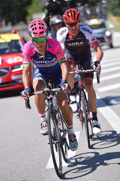 TDF2016 103rd Tour de France 2016   Stage 6 Yukiya ARASHIRO   Jan BARTA    ArpajonsurCere Montauban   TDF   ca9cba660
