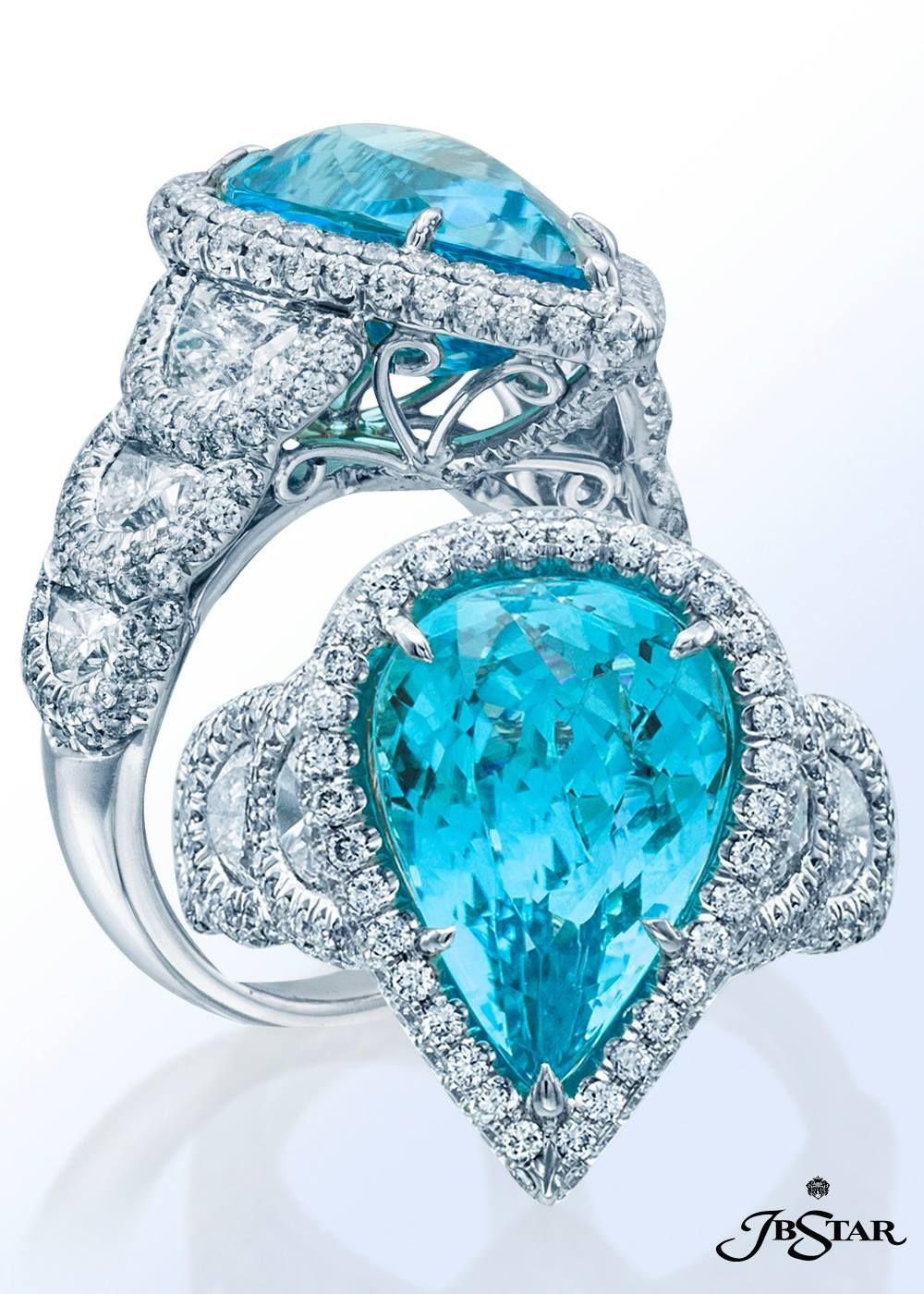 10 Colored Gemstone Engagement Ring Ideas (With images