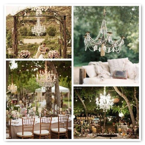 Crystal elegance vintage wedding decor ideas the vintage retro vintage wedding ideas junglespirit Image collections