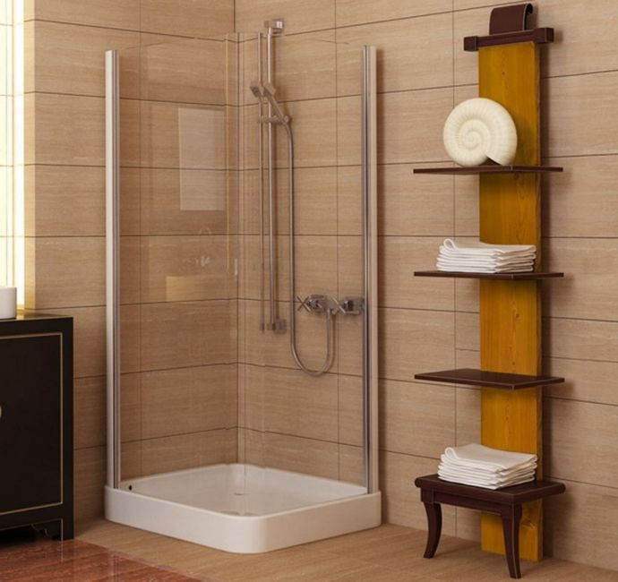The Ceramic bathroom tiles are the best tiles to be used in the