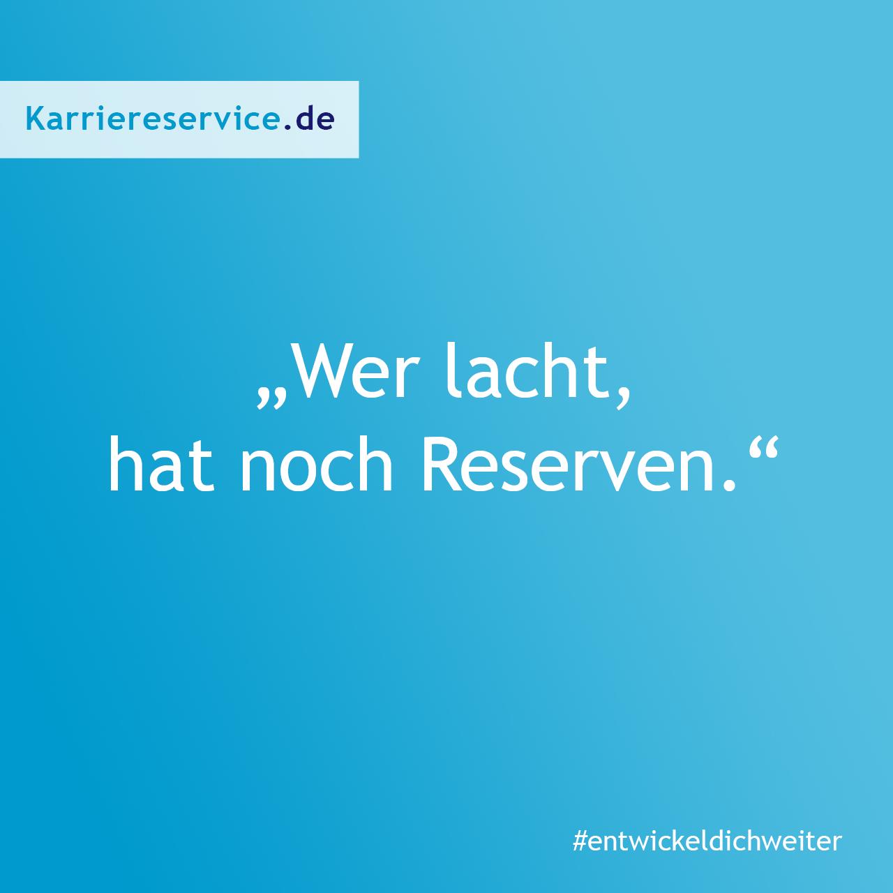 Chefspruch über Spaß am Arbeitsplatz. | Karriereservice.de ...