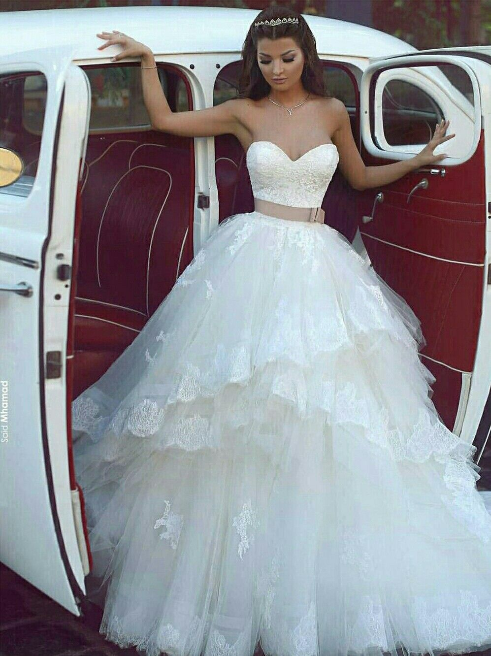 Pin by 🌹Bilge🌹 on Gelin | Pinterest | Wedding dress, Wedding and ...
