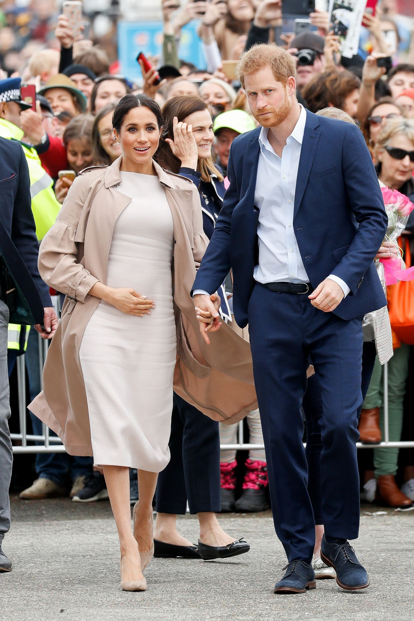 Discussion on this topic: Meghan lovingly cradles baby bump during glamorous , meghan-lovingly-cradles-baby-bump-during-glamorous/