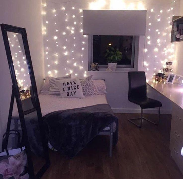 Désolé pour mon absence mais voici encore une magnifique chambre de fille❤️???????? - marissa #girldorms