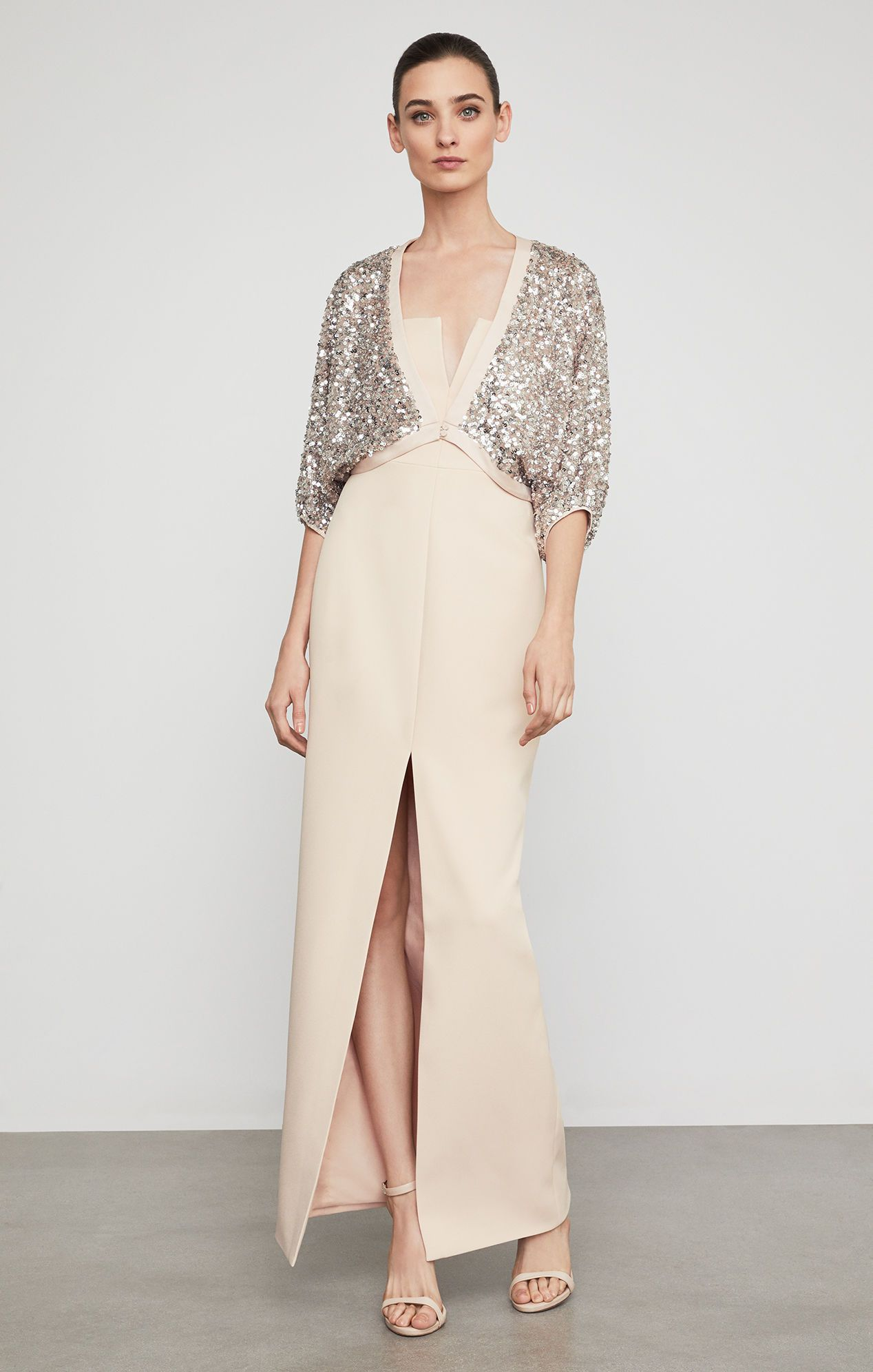 94bbbb98c BCBGMAXAZRIA Sequined Crop Jacket in 2019 | w i s h l i s t ...