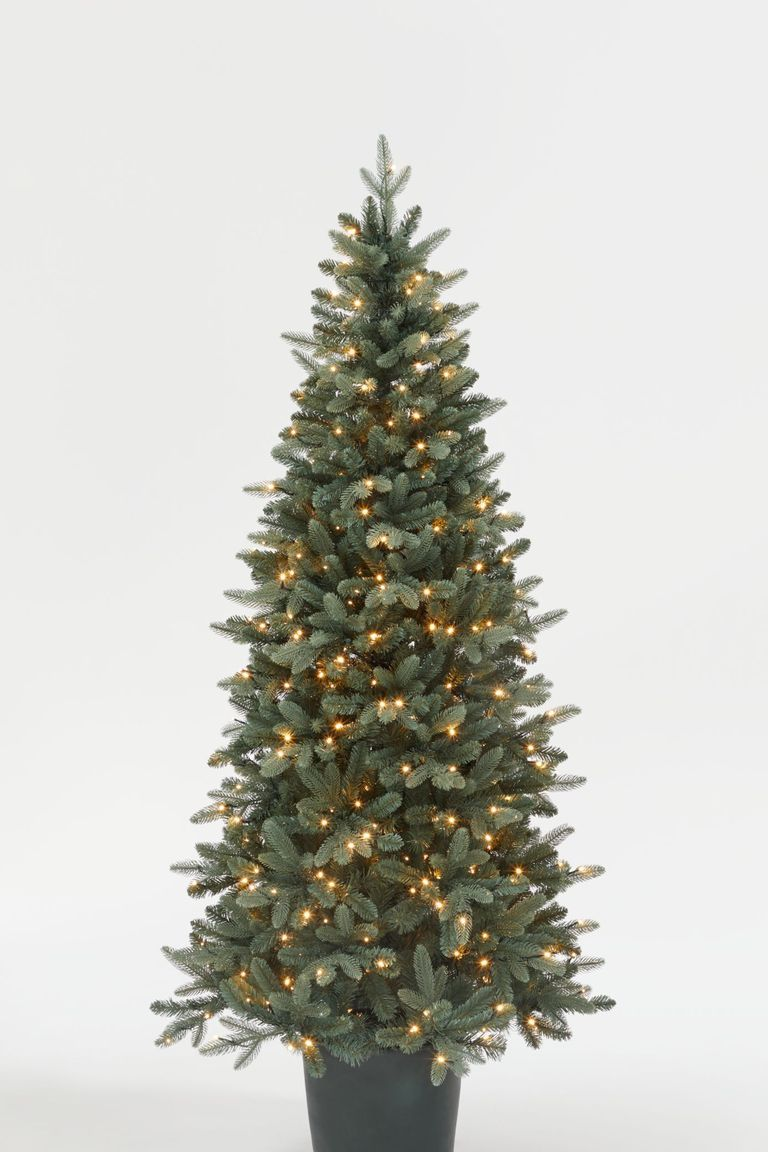 25 slim Christmas trees perfect for small spaces in 2020 ...