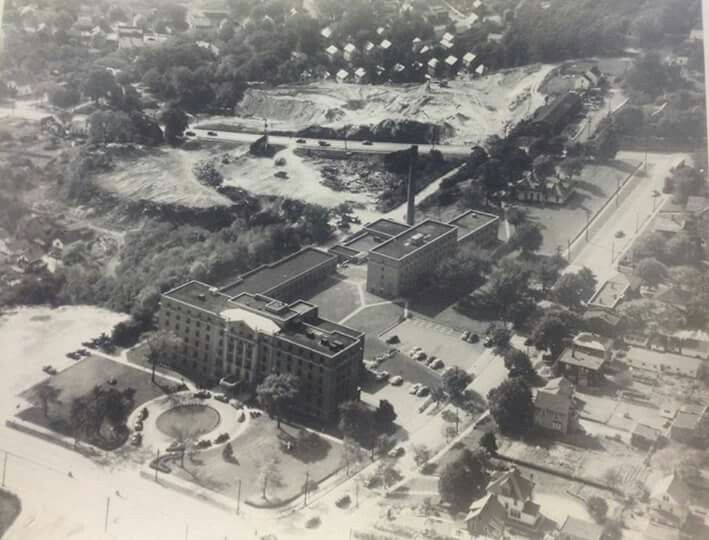 St  Thomas Hospital | Back in the day    ! in 2019 | Akron