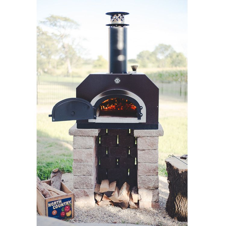Countertop Pizza Oven Wood Fired Chicago Brick Oven Cbo 750