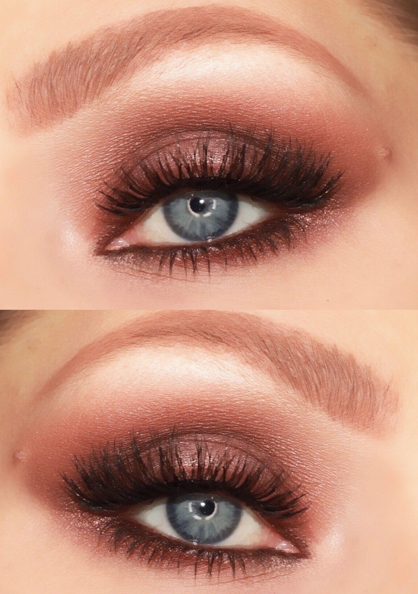 Stunning hazel eye makeup - Eye Makeup Ideas - #easy eye