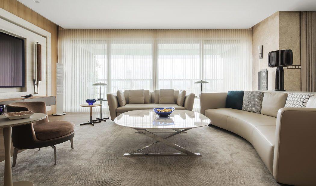 Loft By Shenzhen Super Normal Interior Design Living Room Loft