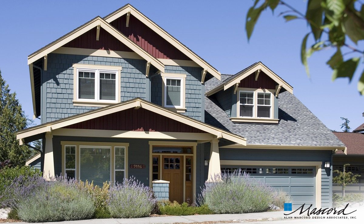 Craftsman House Plan 2164a The Malone 1943 Sqft 3 Beds 2 1 Baths