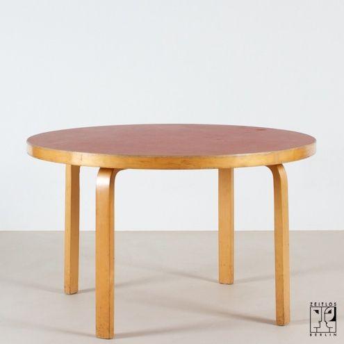 Alvar Aalto Table By Artek   1600 U20ac