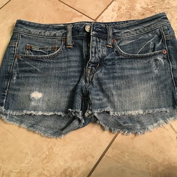 Shorts Ae shorts size 0 American Eagle Outfitters Shorts Jean Shorts