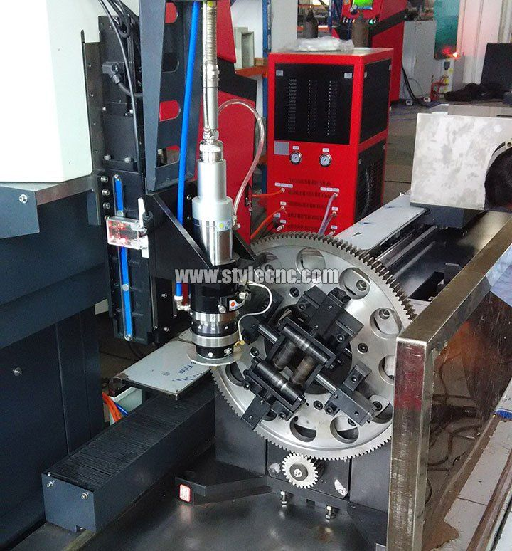 Cnc Welding Supplier South Africa: Best Laser Cutting Machine For Square / Round Metal Tubes