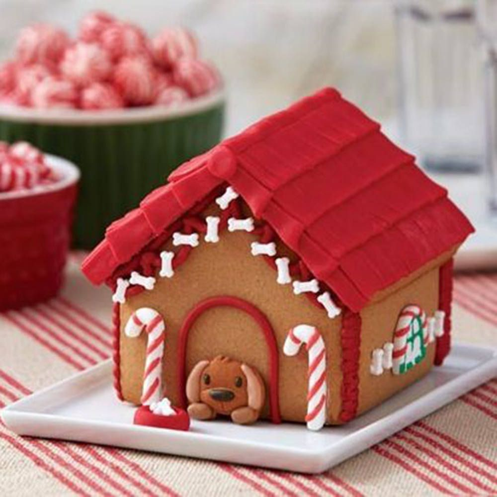 Gingerbread House Inspiration (Top 10 Gingerbread