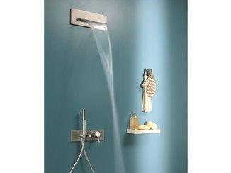 Miscelatore monocomando rubinetto idrobric punto esterno per