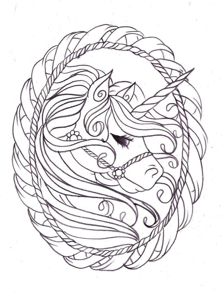 Licorne Unicorn Coloring Pages Coloring Pages Pattern Coloring