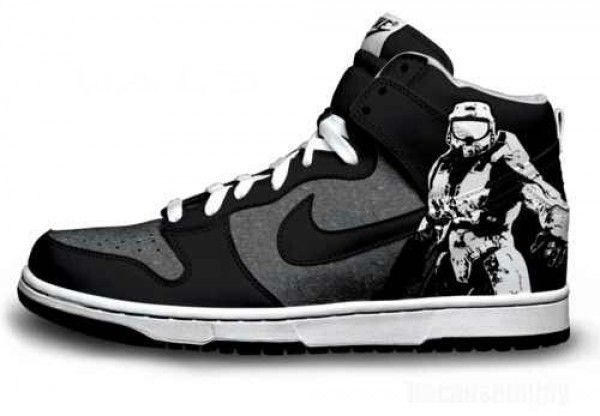 Nike Dunks Custom Painted With Your Favorite Characters