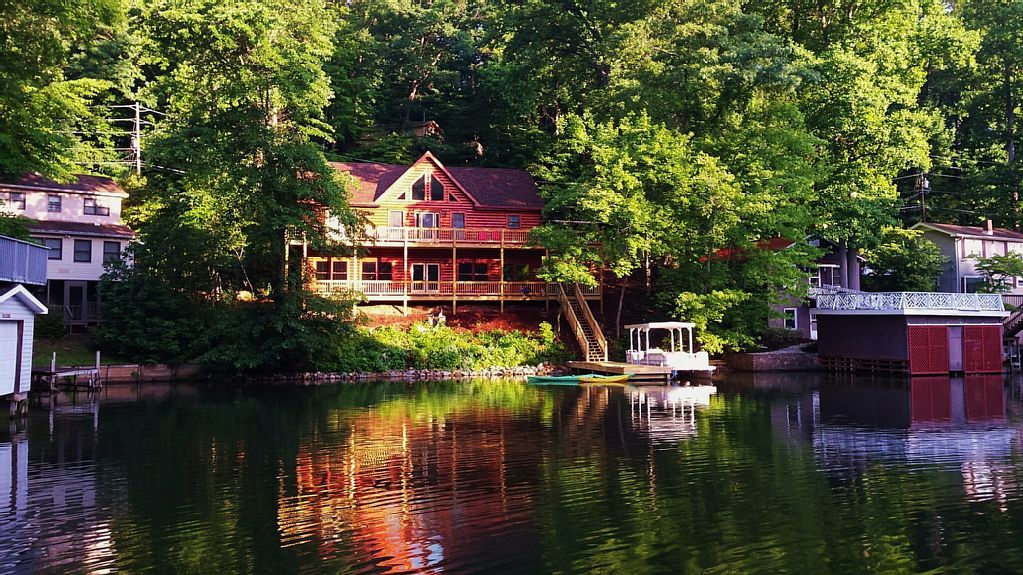 Cabin vacation rental in lake lure from