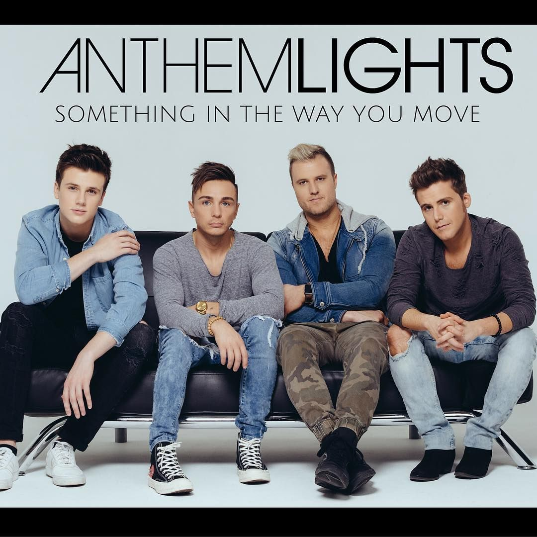 Something In The Way You Move   Anthem Lights (cover)