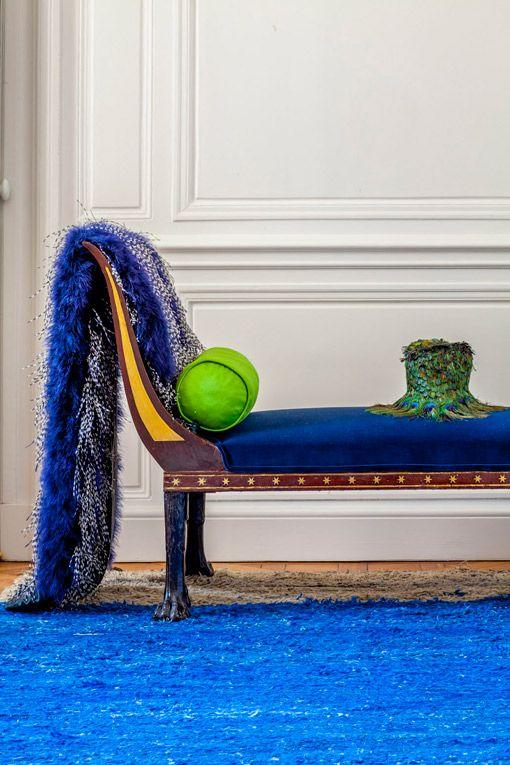 Laplace | Cindy Sherman's Paris apartment | Laplace