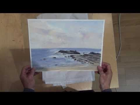 How To Create Depth And Dramatic Lighting In A Painting Using