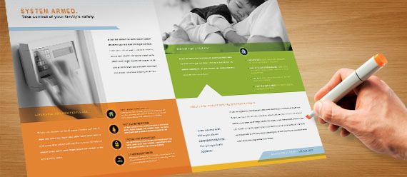 Helpful Brochure Writing Tips – Brochure Design Idea Example