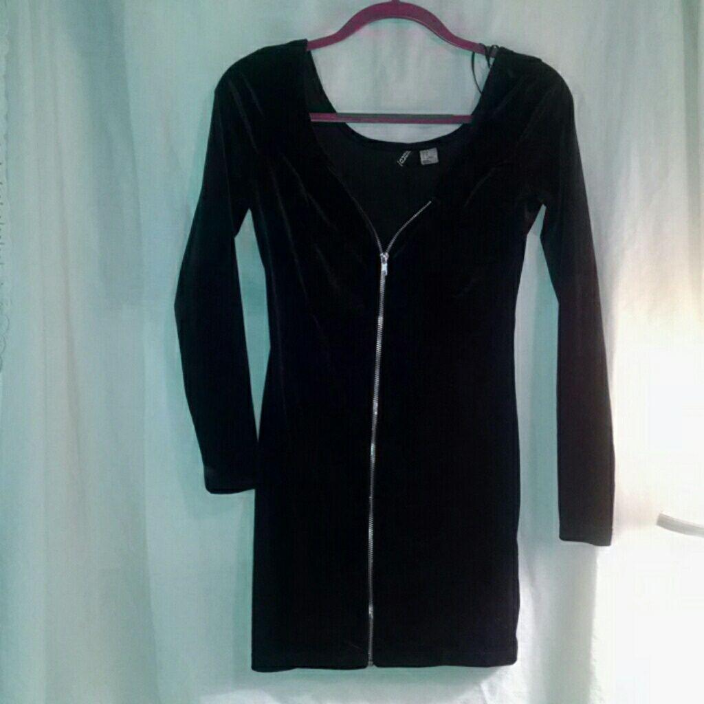 Sexy black velvet dress black velvet and products
