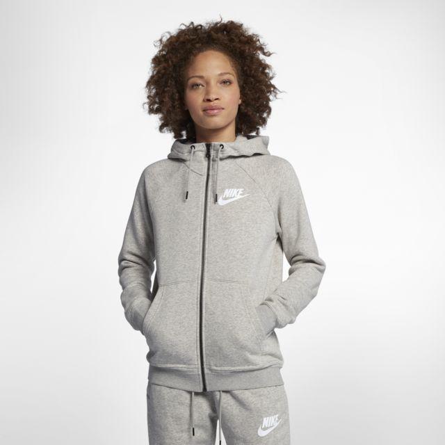 Photo of Nike Sportswear Rally Women's Full-Zip Hoodie. Nike GB
